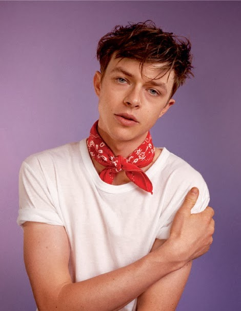 Dane DeHaan by Ryan McGinley for VMan Magazine No.30
