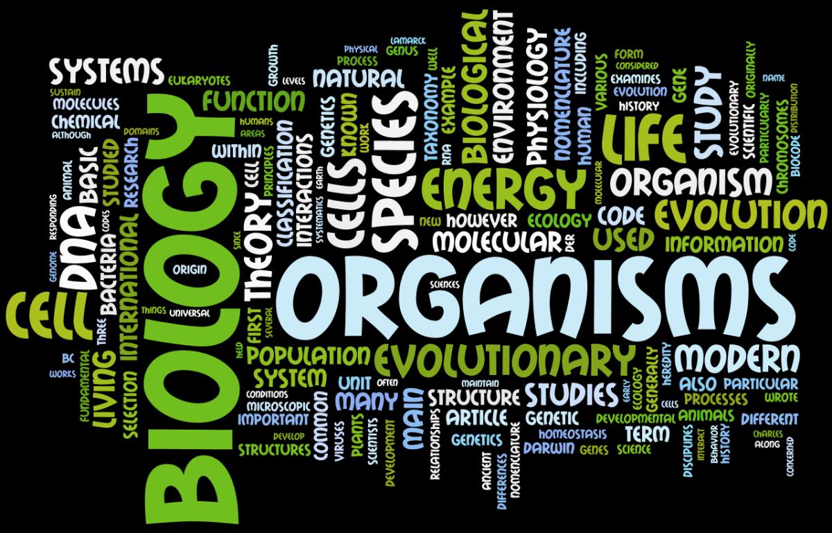 Definisi Biologi Echotuts