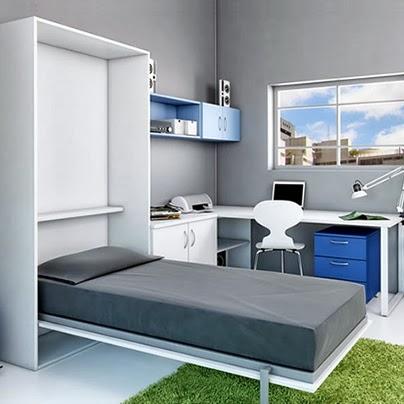 Muebles de dise o moderno y decoracion de interiores - Dormitorios juveniles pequenos ...