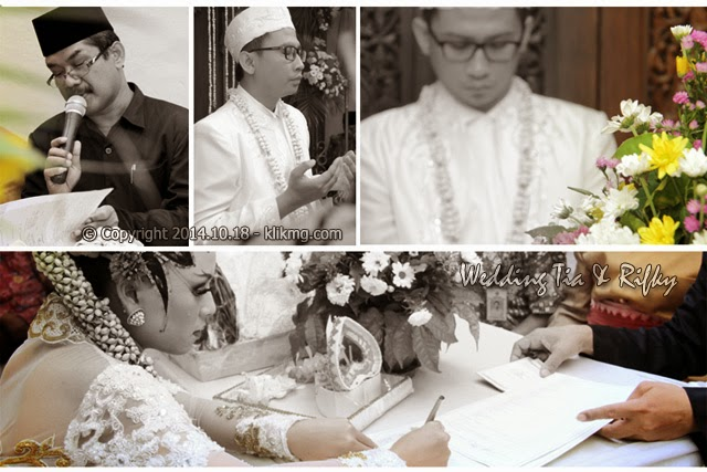 Wedding Tia & Rifky [ weddingtiarifky.ga ]   Penyelenggara Acara : Dhita Wedding   Foto : Klikmg.com Fotografer Purwokerto