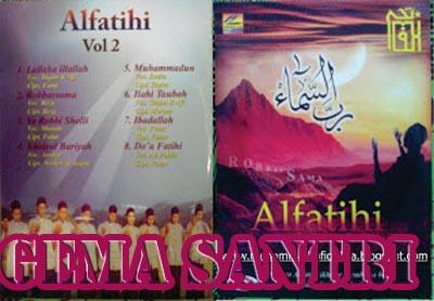 Al Fatihi Vol 2 Album Allah Ya Robbassama - Al-Banjari - Gema Santri