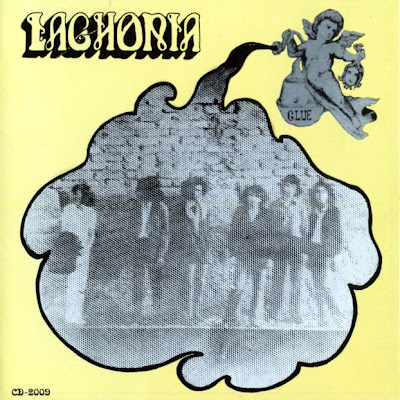 Laghonia - Glue 1968 (Peru, Psychedelic Rock, Beat)