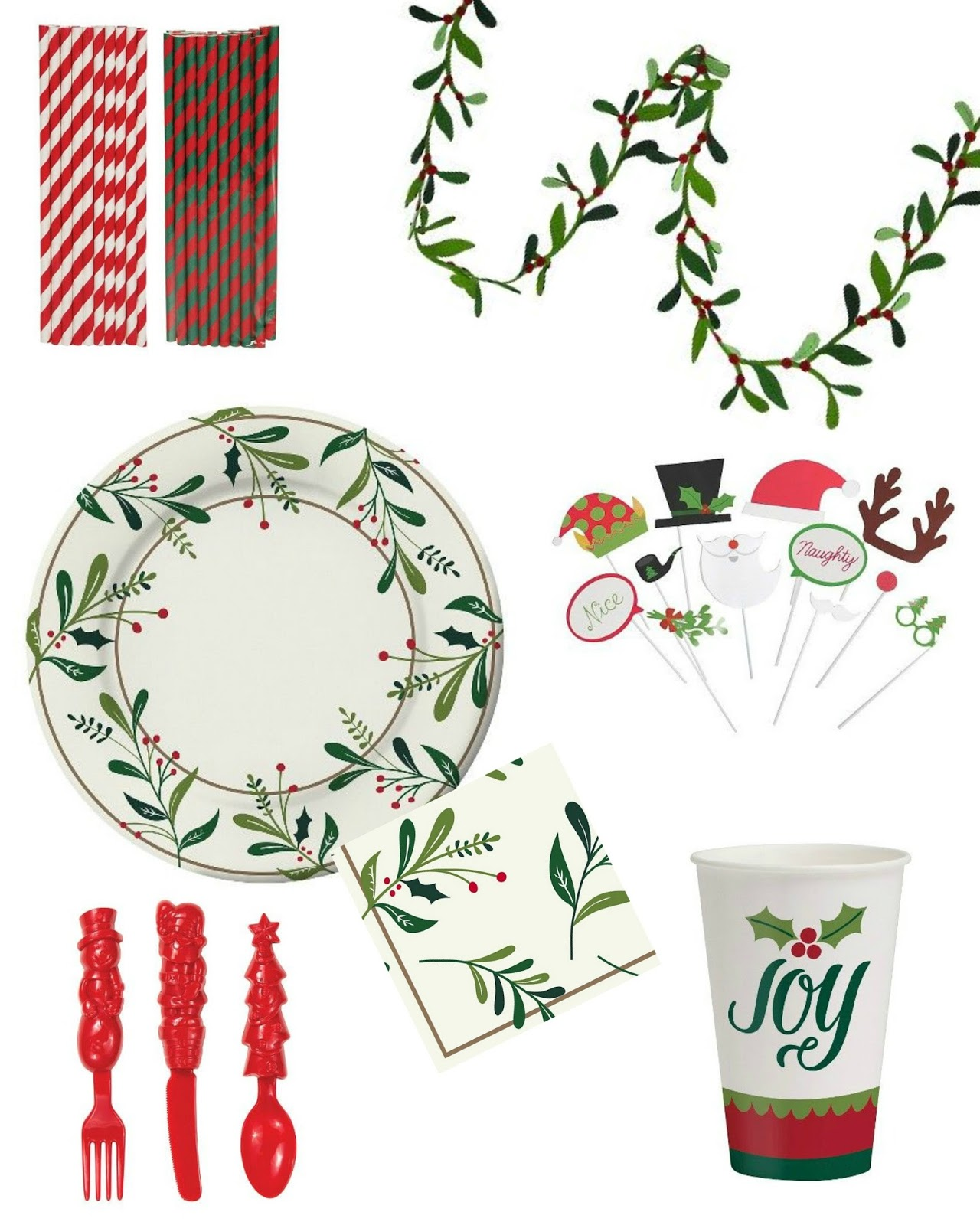 Christmas Paper Goods by Target  sc 1 st  A Mrs Among Magnolias & Christmas Paper Goods by Target | A Mrs Among Magnolias