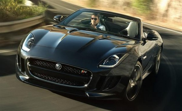 2013 Jaguar F Type