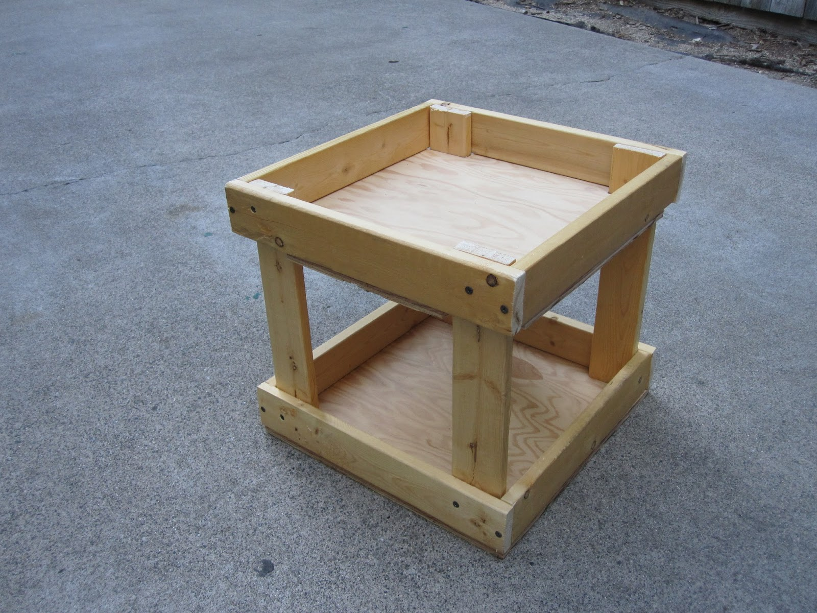 dual use furniture. Dual Use Car-caddy And Bed Support. Made From Leftover Plywood Some 1x3 Furrowing Strips. Furniture