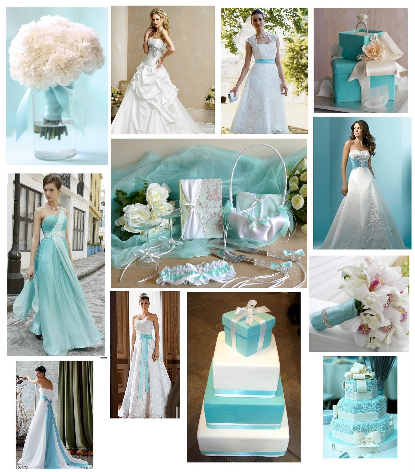Tania s Cheap and Chic Designs Wedding at Tiffany s