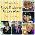 III EDICION DEL RETO DE MUJERES LAUREADAS