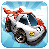 Mini Motor Racing android games apk
