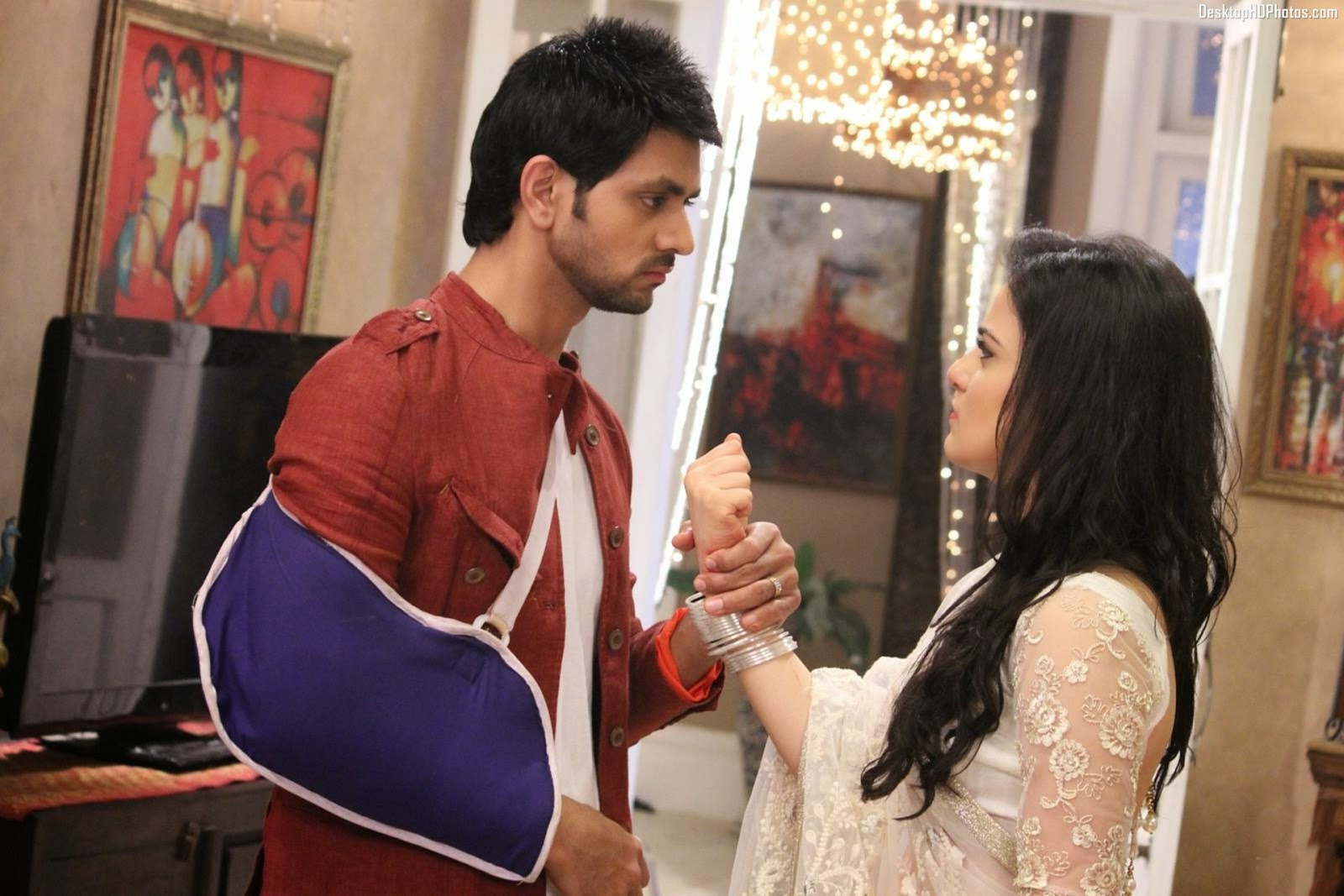 Free Download HD Wallpapers: Ishani And Ranveer Romantic Couple ...