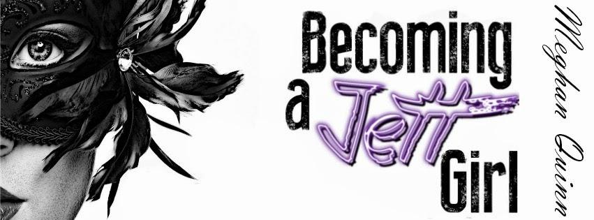 Cover Reveal – Becoming a Jett Girl by Meghan Quinn