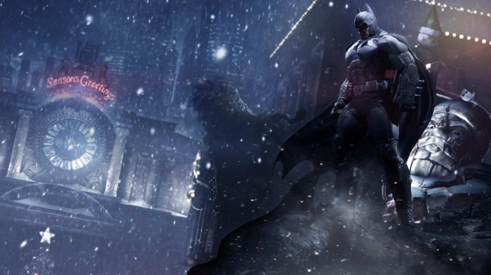 Batman: Arkham Origins tiene nuevo trailer