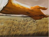 O princípio da semeadura e colheita