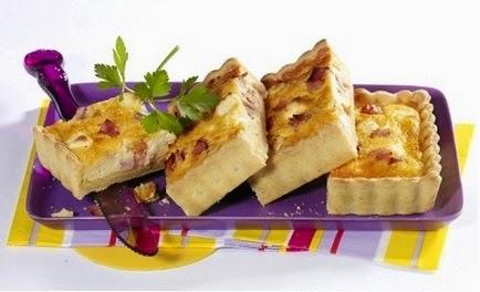 Tarta de choclo y queso
