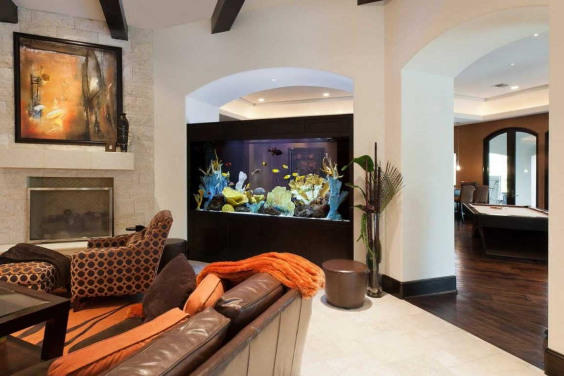 Aquarium Ideas Decoration