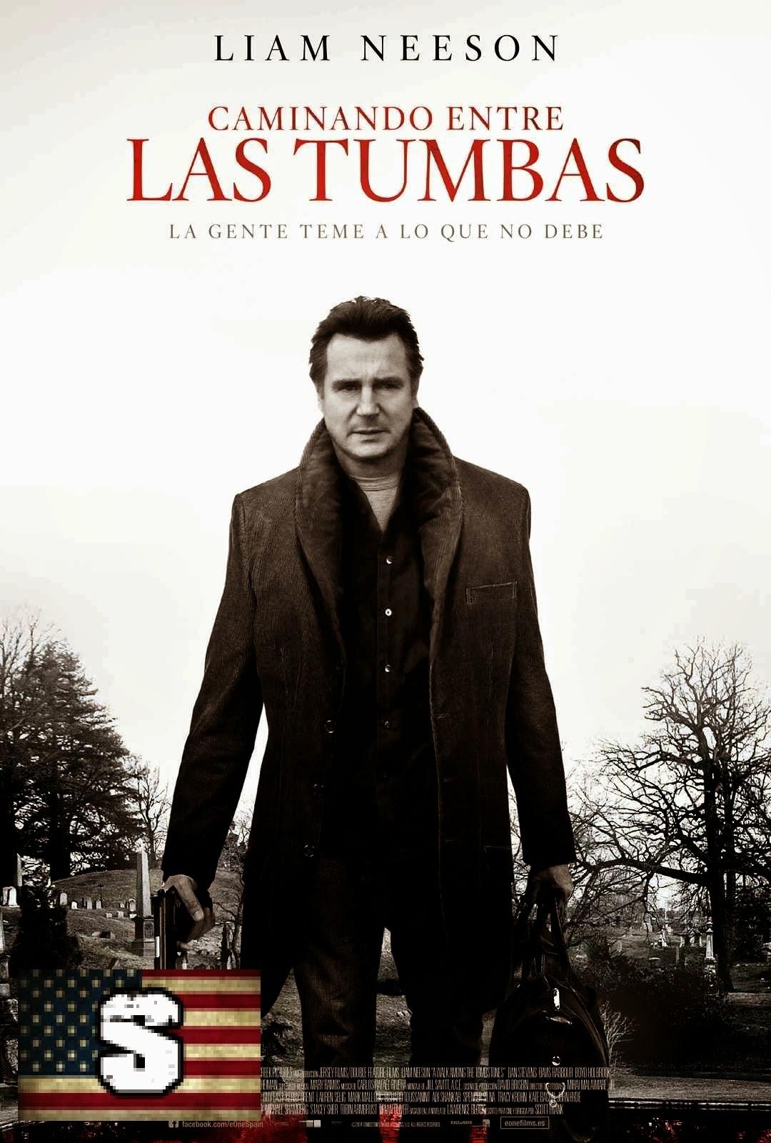 Caminando entre tumbas [Liam Neeson] [DvdRip]