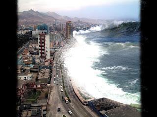 tsunamis e maremotos