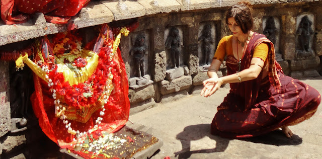 Tempio Yogini Hirapur