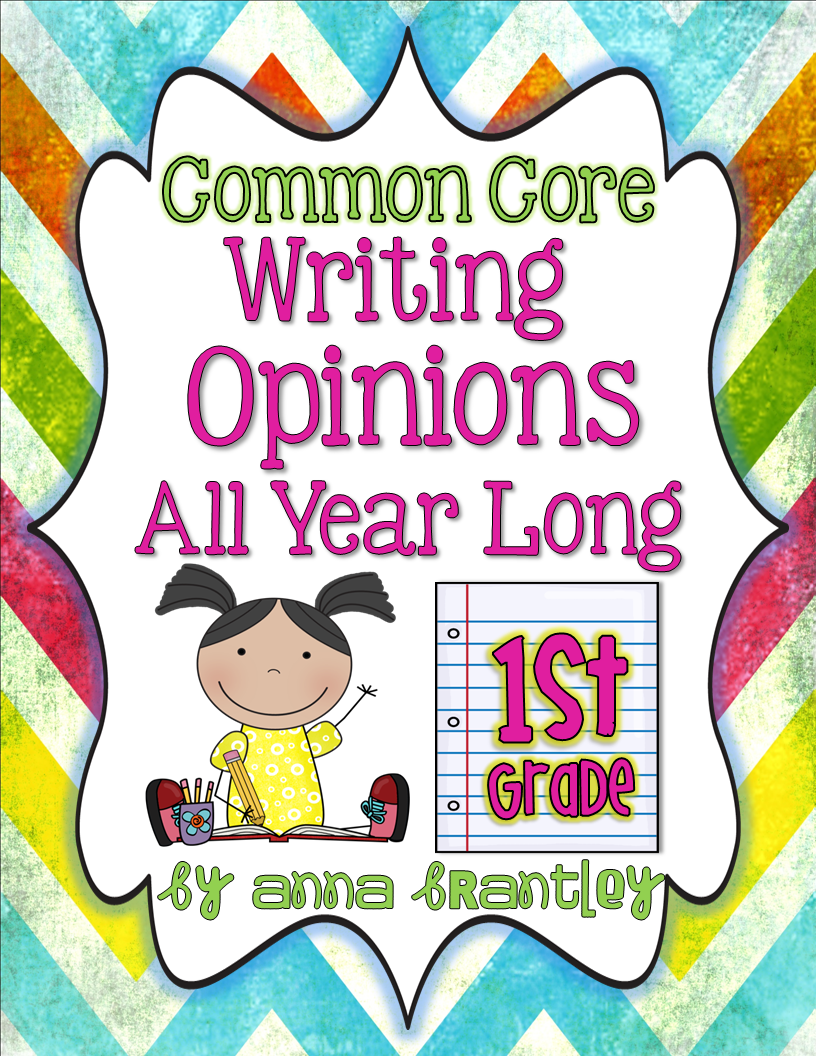 1st Grade Common Core Worksheets
