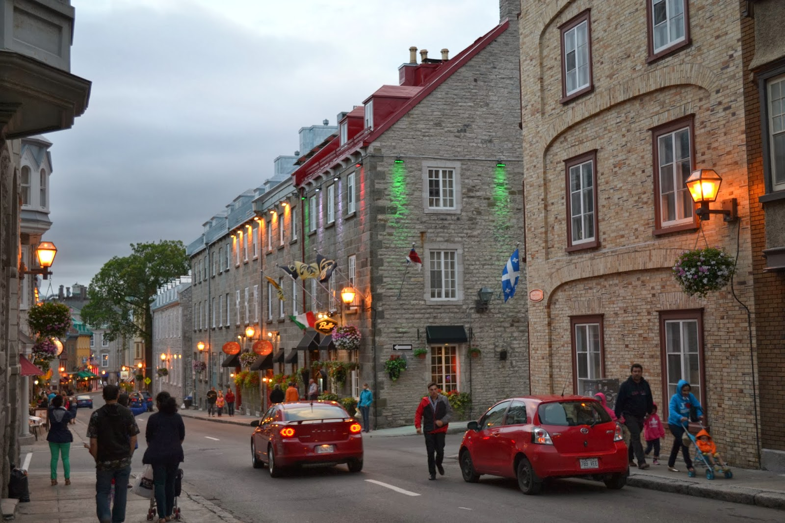 Things to do and see in Quebec City in summer - A 2 Day
