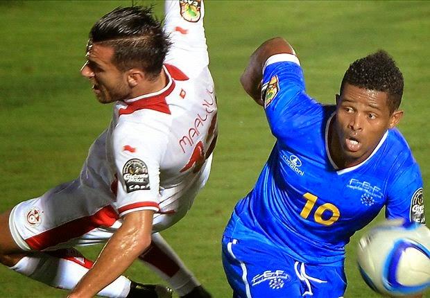 Piala Afrika : Tunisia 1-1 Tanjung Verde
