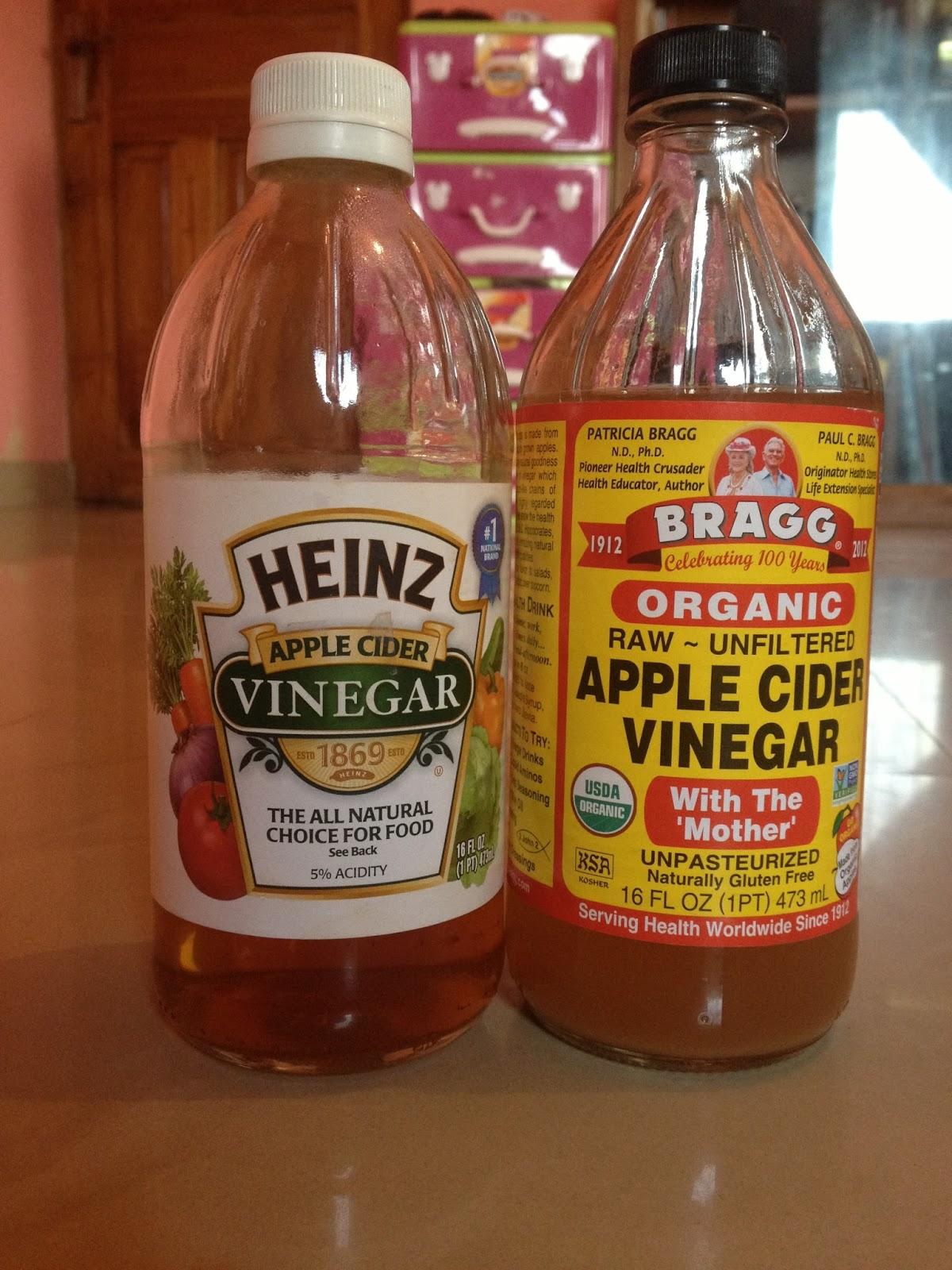Douche Apple Cider Vinegar