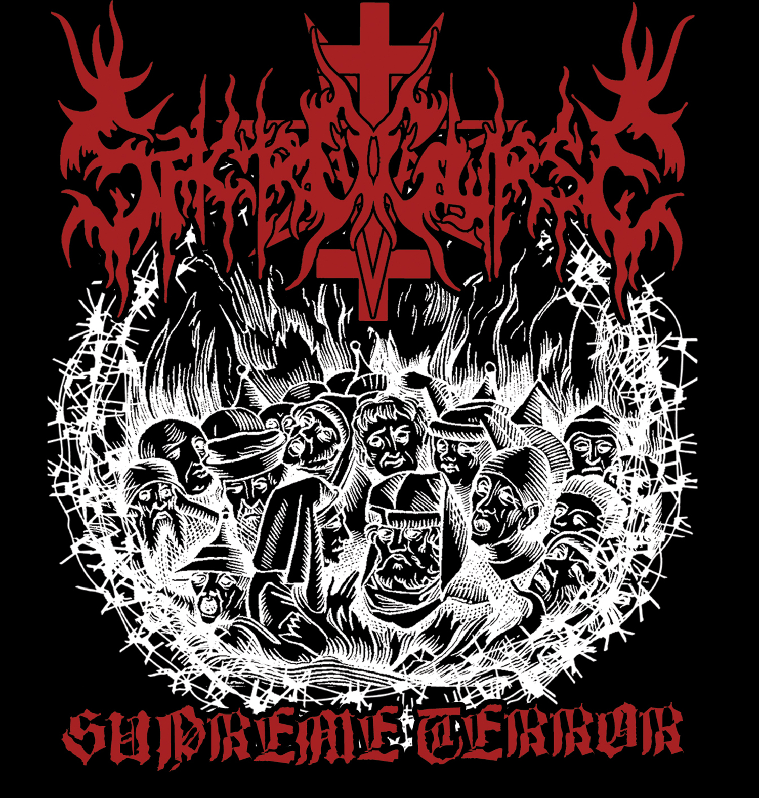 Sacrocurse - Supreme Terror EP - Press Release + Track Stream.