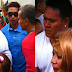 WATCH! Alleged body guard of Lola Nidora punches a fan!