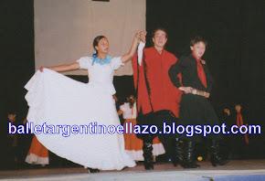 30º Aniversario Mariano junto al Ballet Infantil
