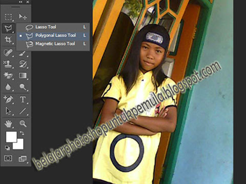 cara edit background dengan photoshop, belajar photoshop, tutorial ...