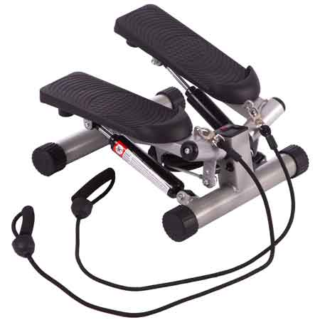 Ultrasport Swing Stepper inkl. Trainingsbänder