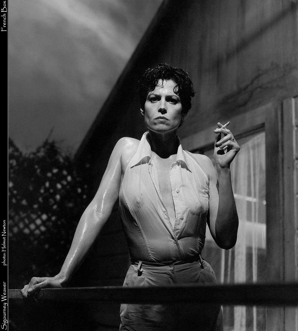 Sigourney Weaver Hot Sigourney weaver (like