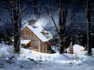 Winter christmas Sceneries