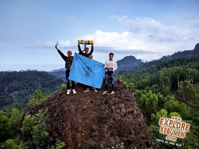 Gunung Pranji Kebumen