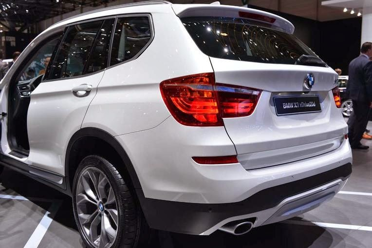 carro novo bmw-x3 facelift 2014 x3 bmw