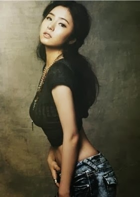 tubuh cantik korea