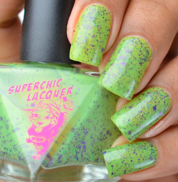 Superchic Lacquer Psychic hotline
