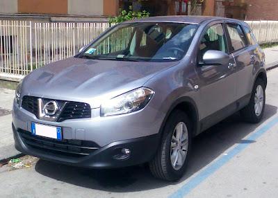 Nissan Qashqai Car Picture