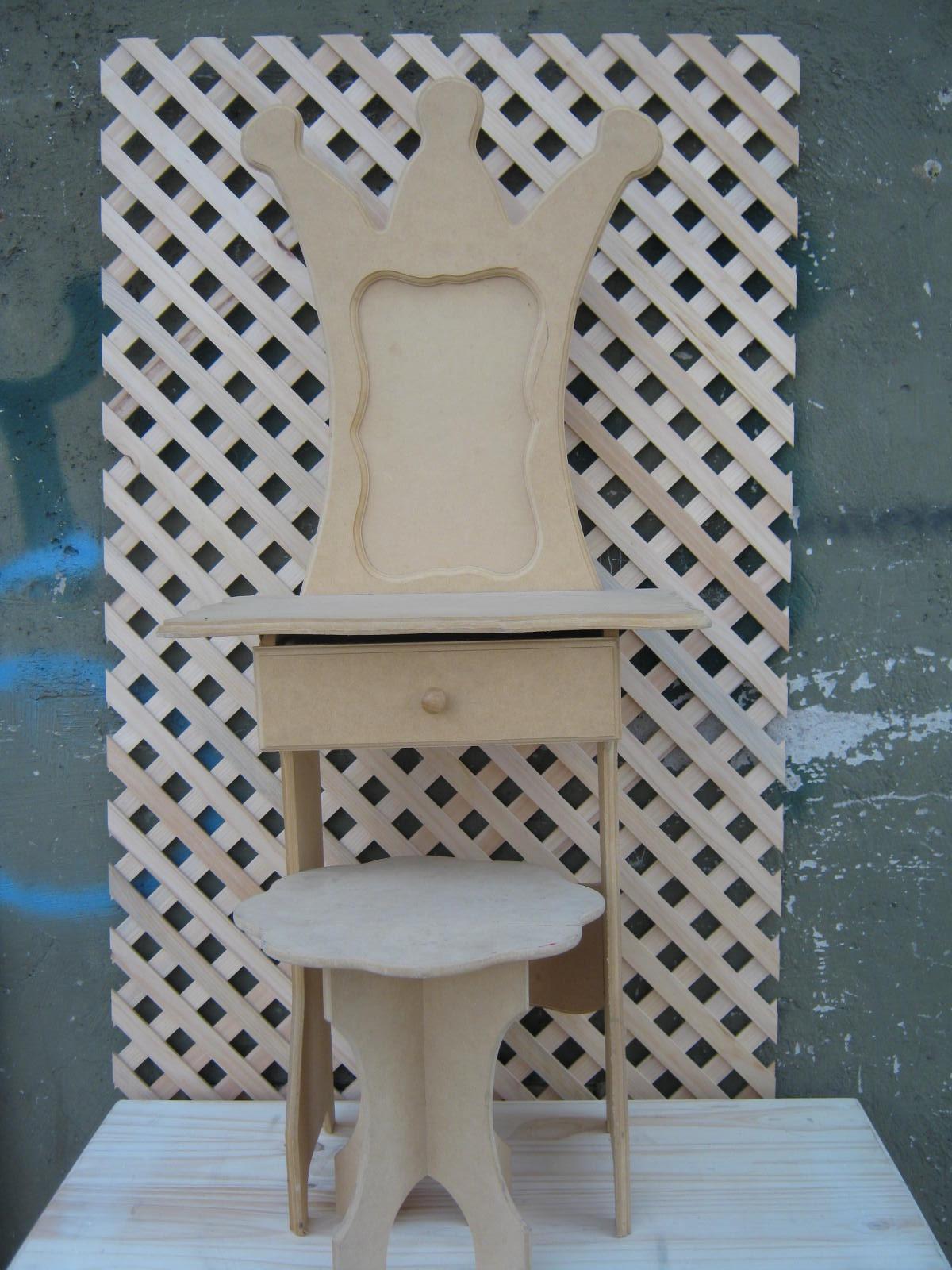 mueble infantil fibrofacil pintar: