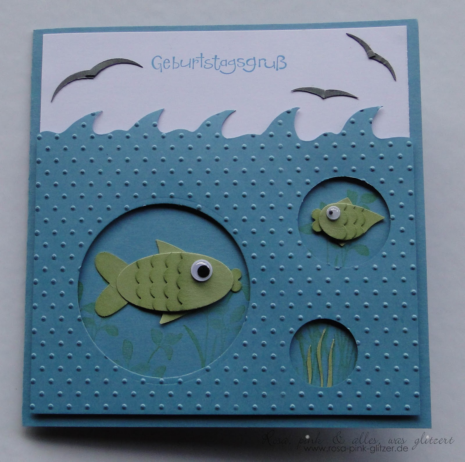 Fish fish cards on pinterest fishing fish and cards for Fishing birthday cards