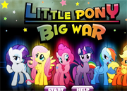 juegos my little pony big war