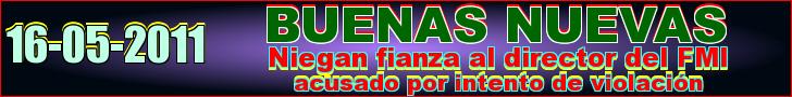 NIEGAN FIANZA AL DIRECTOR DEL FMI