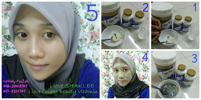 Masker Triple Ingredient