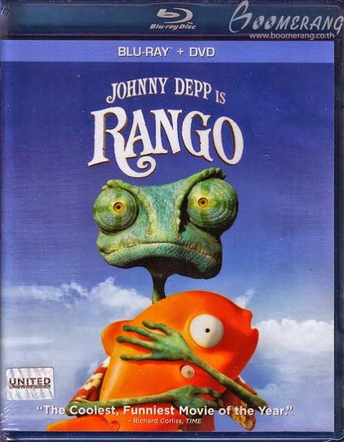 ดูการ์ตูน Rango แรงโก้ ฮีโร่ทะเลทราย