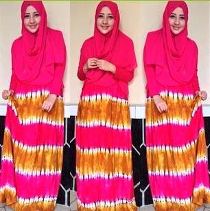 Hijab Dress Batik