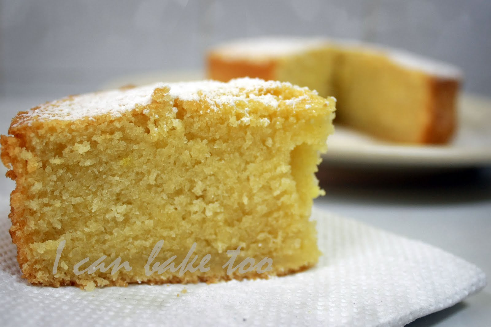 i can bake too.....: Butter Cake