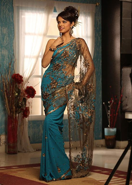 Women Traditional Indian Saree Trends