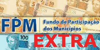 FPM extra deve garantir recursos para 13º salário nas prefeituras