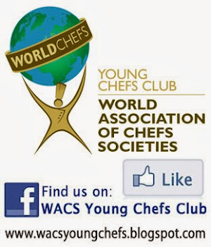 WorldChefs Young Chefs on Facebook