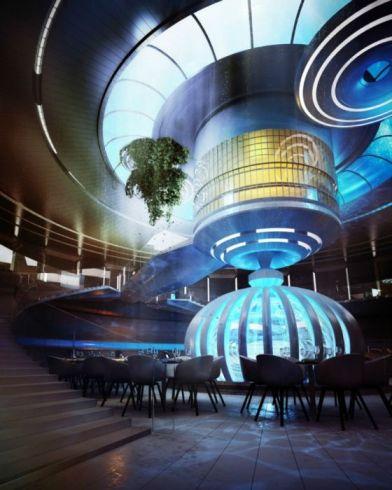 Hotel Bawah Laut yang Super Mewah di Dubai2 - http://sigithermawan12.blogspot.com/
