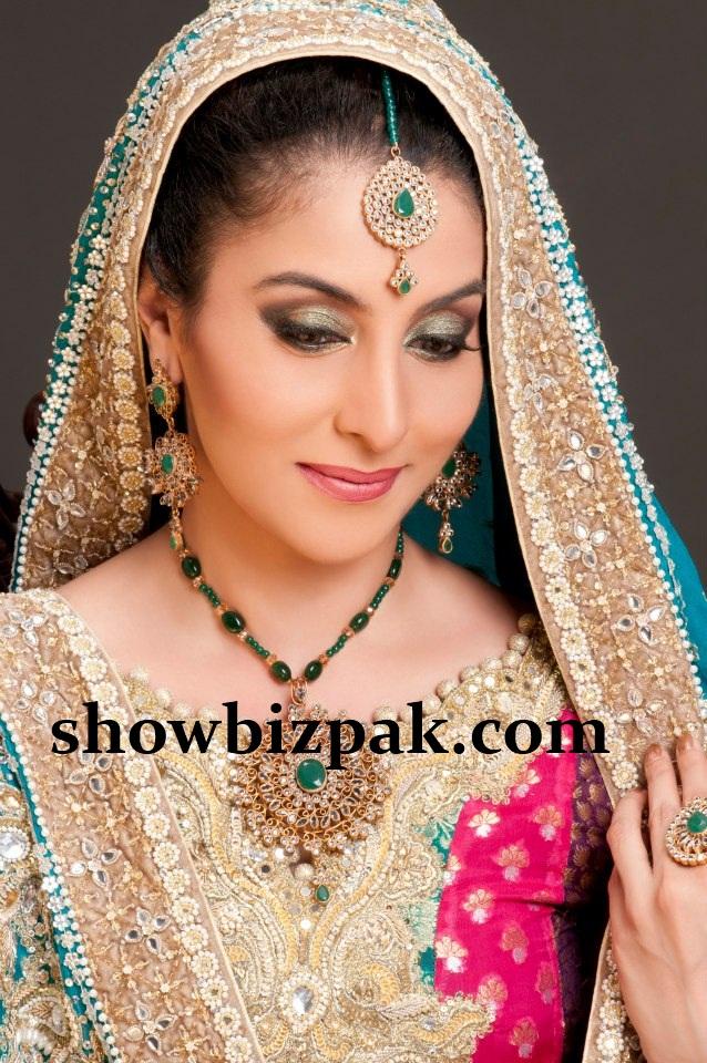 Celebrity Weddings Laila Wasti Wedding Pics